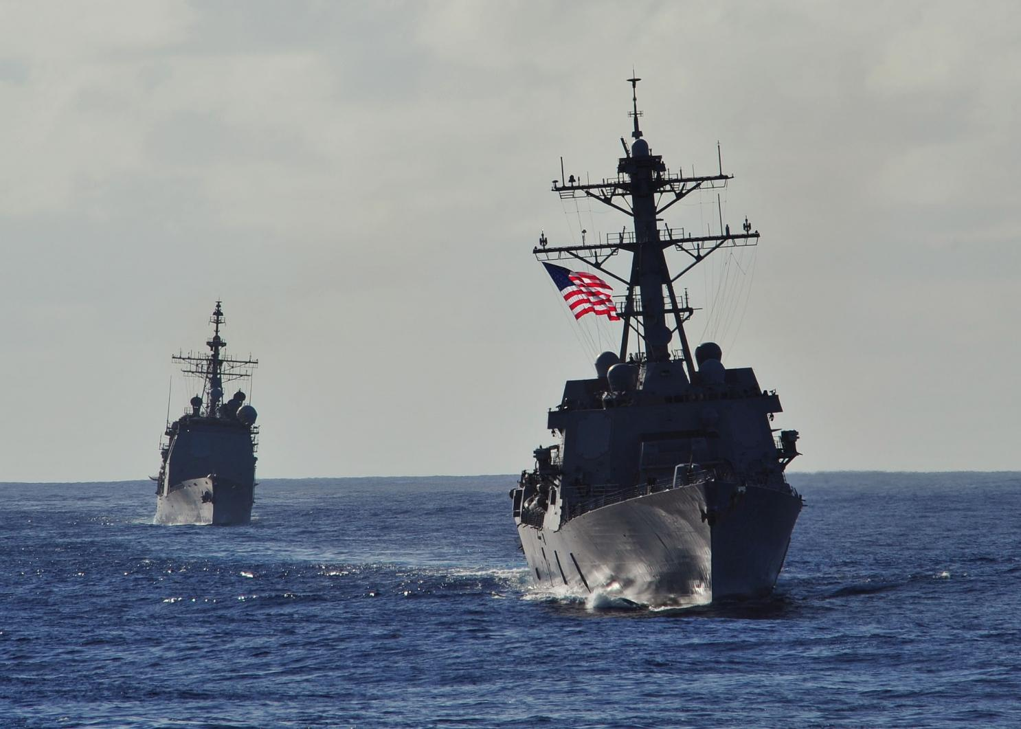 10 Destroyers Will Be Added To The US Navy