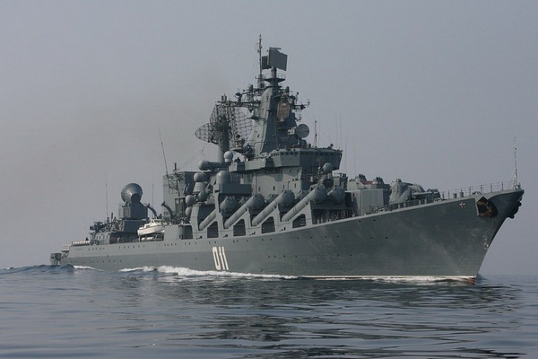 20 warships of the Pacific Fleet hold exercises in Primorye