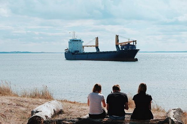 A Drunk Captain from Russia Landed a Ship Stranded off the Coast of Sweden