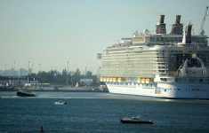A Gastro Epidemic Aboard One of the Largest Cruise Ships in the World