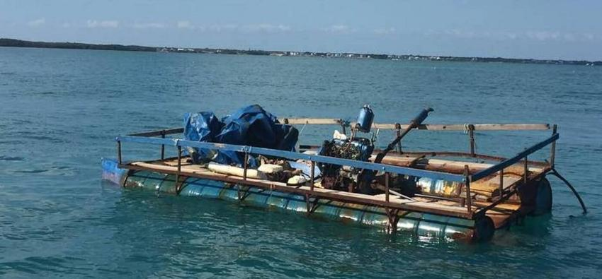 A Group of Cuban Rafters Trying to Get to Mexico Disappears at Sea