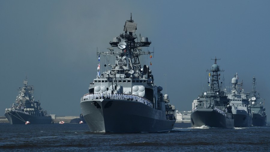 A NAVAL BLOCKADE WOULD MEAN WAR: RUSSIA CRITICIZES THE IDEA OF THE UNITED STATES TO BOYCOTT RUSSIAN TRADE