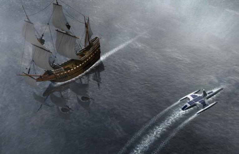 A Scientific 'Mayflower' Will Sail The Atlantic Without Crew, 400 Years After The Pilgrims Feat