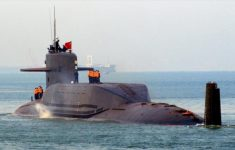 China Strengthens Its Navy by Stealing Submarine Technology to the US