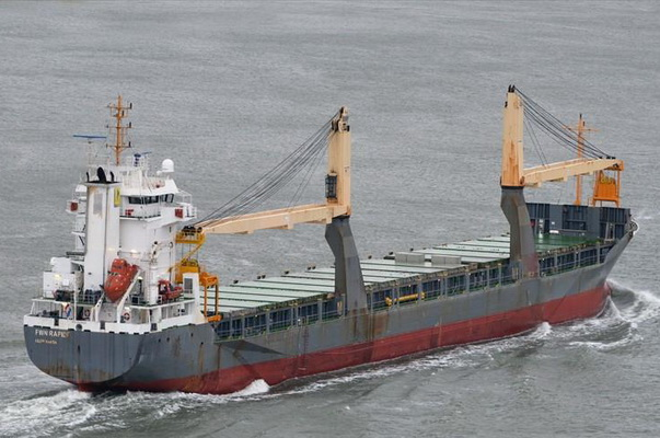 Abducted in Nigeria, the Crew of a Dutch Ship with a Russian Citizen Released