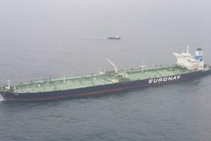 Alex crude carrier