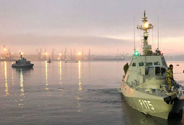 All Sailors from the Ships of the Ukrainian Navy Detained in the Black Sea Are Arrested Until January 25, 2019