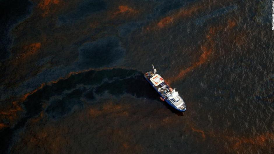 An Oil Spill You've Never Heard of Could be One of the Biggest Environmental Disasters in the United States