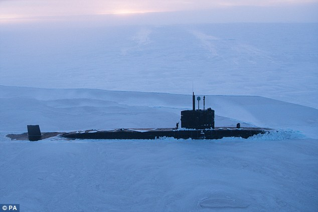 Arctic Submarine Laboratory of the Navy of the United States