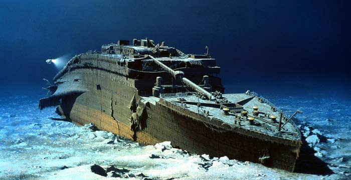 Astonishing World Wonders Found Underwater