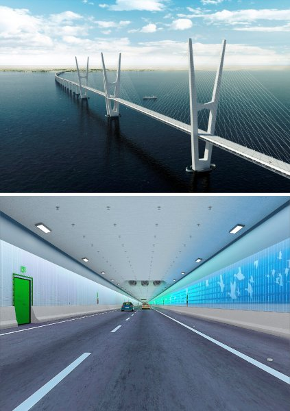 Baltic Sea Tunnel