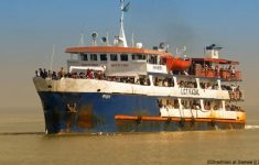 Passenger Ship With 250 People Disabled, Adrift in Bay of Bengal