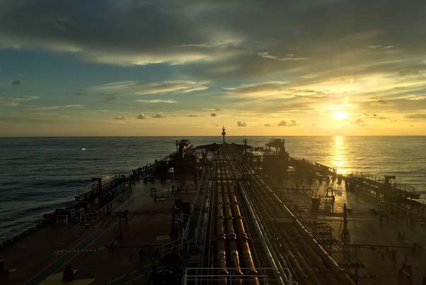 Biofuel As An Alternative To Fuel Oil: The Danish Shipping Company Has Tried It