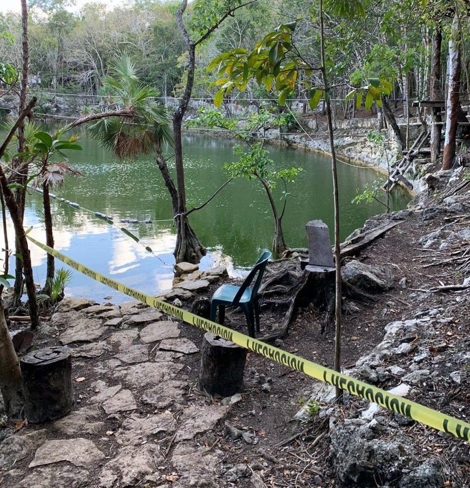 Body Of American Tourist Found In Sinkhole In Puerto Morelos Mexico