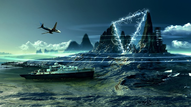 British Scientists Say They Have Solved the Mystery of the Bermuda Triangle