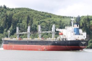 Bulk carrier Star Zeta