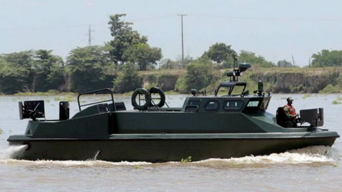 CONTROVERSY Colombian Military was Wounded after Attack from Venezuela, According to the Navy