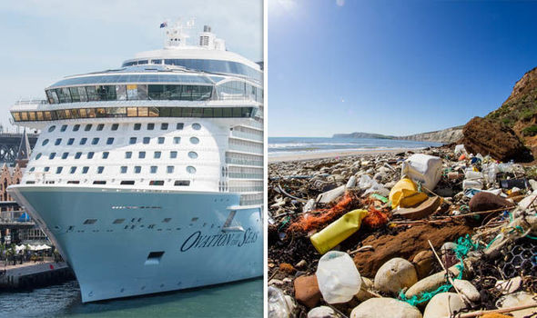 CRUISES FREE OF PLASTIC STRAWS