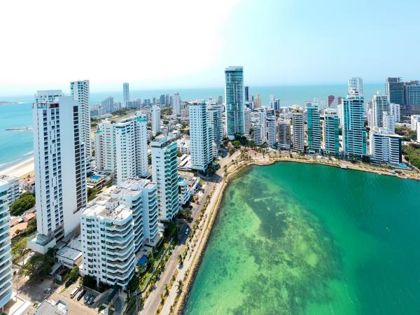 Cartagena Breathes Quarantine And Its Waters Are Again Crystal Clear