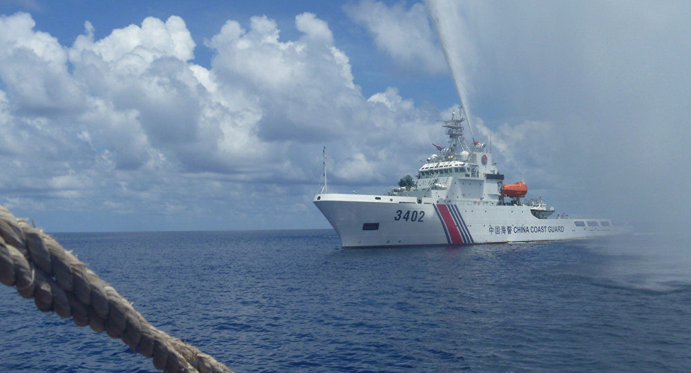 China condemns US military vessel entry without authorization