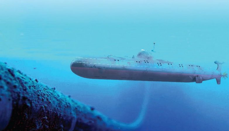 "Chinese are Building ""Ghost Submarines"" to Defend The South China Sea"