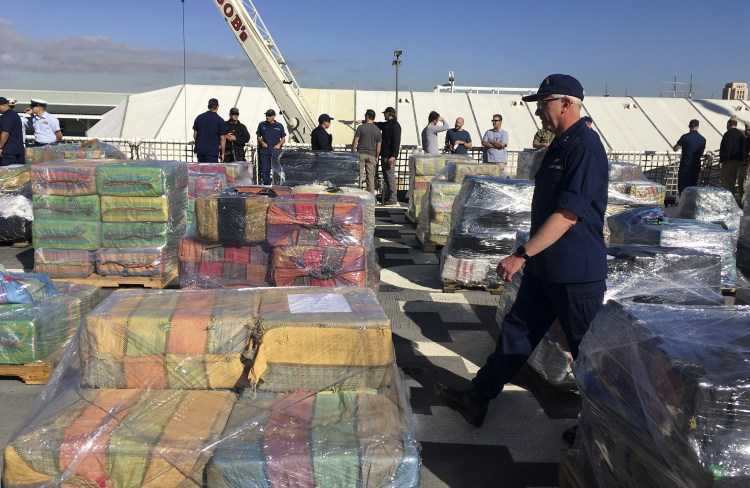 Cocaine Shipment Valued At $ 15.6 Million Seized In Cabo Rojo Puerto Rico