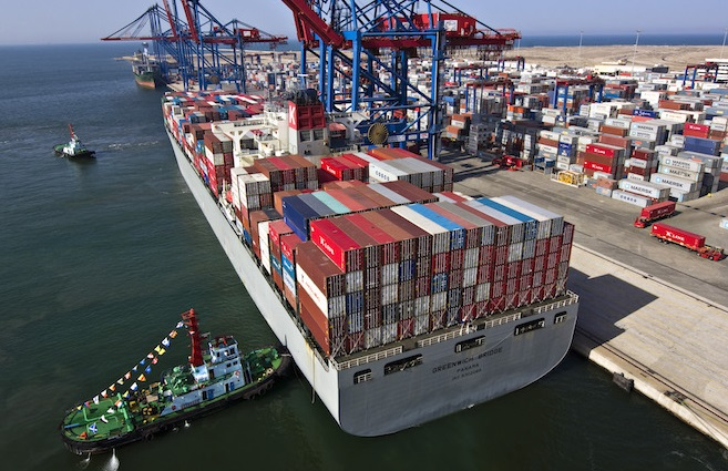 DOJ Subpoenas Ocean Container Shippers In Antitrust Probe