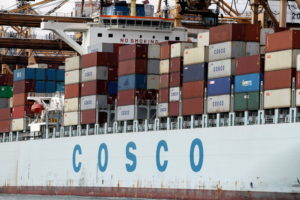 Cosco Shipping Ports