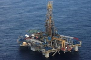 Cyprus offshore rig