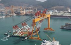 DSME received 2.9 trillion KRW rescue package
