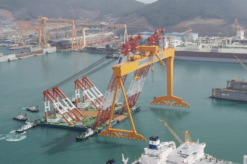 DSME avoid court receivership after agreed with creditors for debt