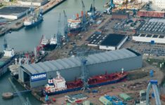 Damen Shipyards lays-off 150 employees Dutch ship repair and conversion yards