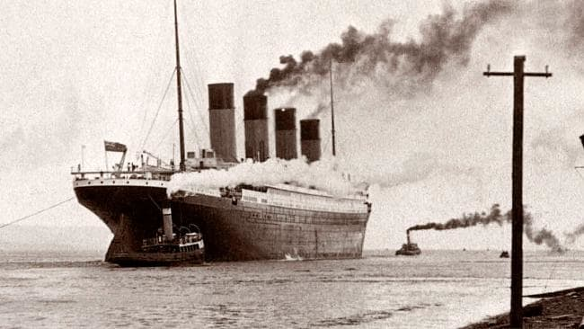 Discovery of the Titanic was Thanks to the Secret Mission of the US Navy