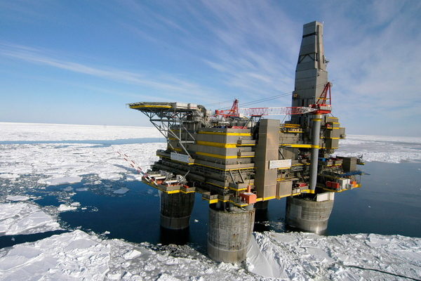 Drilling in Kara Sea