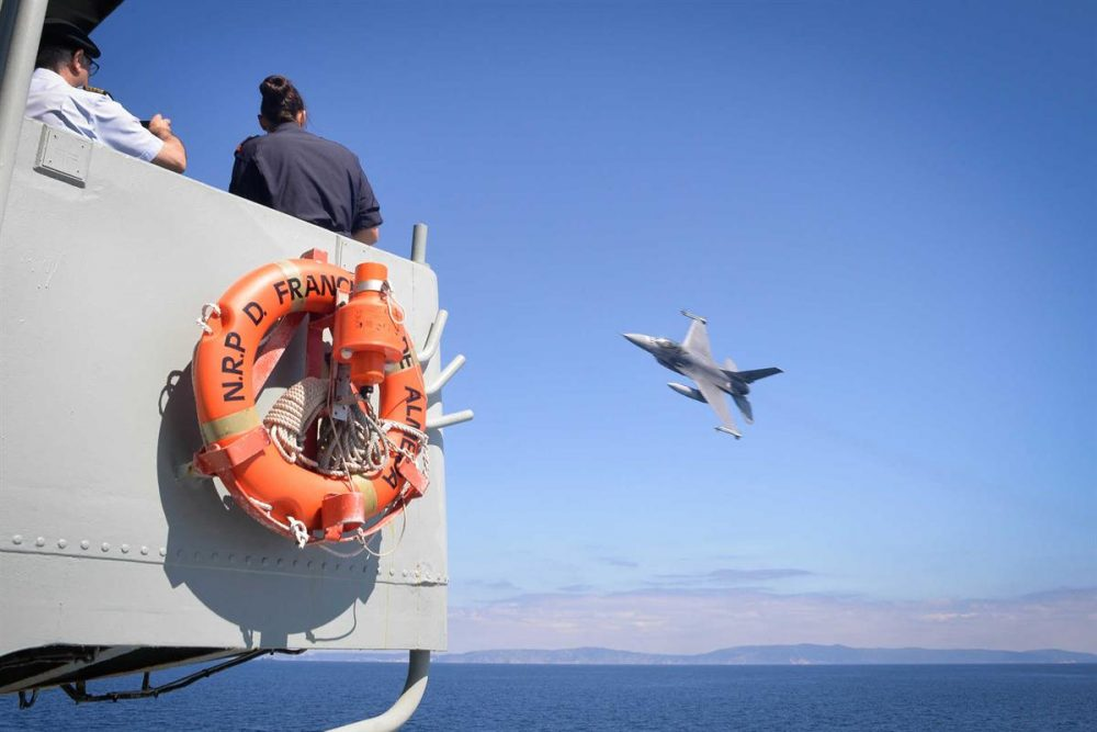 Drones Hard to Kill Even by Warships