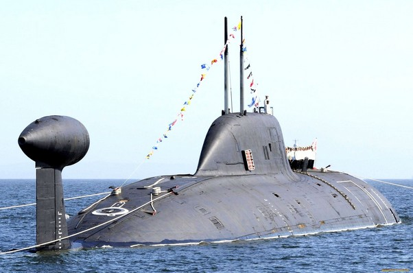 Economic Times Reported on the Preparation of a Contract Between the Russian Federation and India on the Lease of the Third Submarine