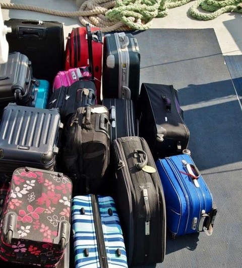 Elders Tried to Traffic Cocaine in their Luggage