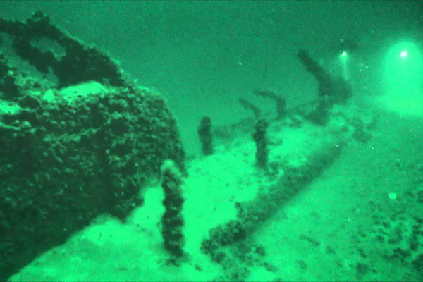 Estonia Confirmed the Discovery in their Territorial Waters the Remains of a Soviet Submarine