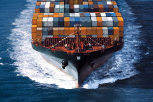 FAS Container shipping