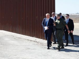 Federal Judge Bans Trump From Having $89 Million In Military Funds For The Border Wall1