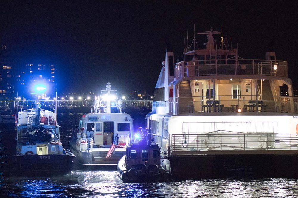 NYC Ferry boat with 24 passengers hits sandbar in Coney Island Channel
