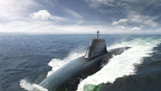 Future S80 submarines from firing torpedoes to launching Tomahawk missiles