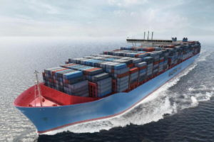Global container fleet
