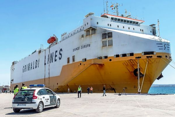Good Weather, An Efficient Crew And A Rescue Team Prevented A Potential Disaster