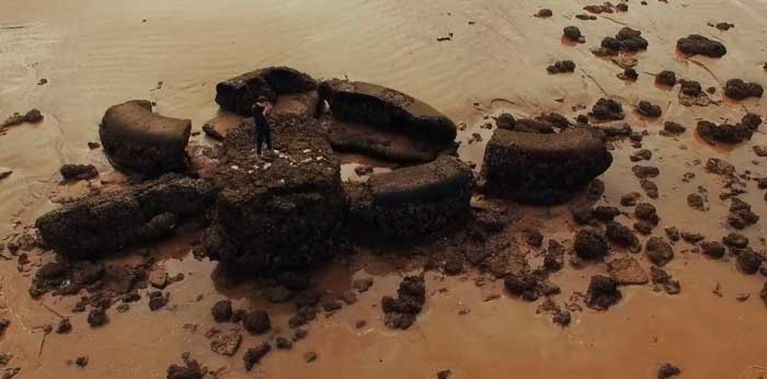 HISTORIANS CLAIM TO HAVE FOUND REMAINS OF THE MYTHICAL CITY OF ATLÁNTIDA ON THE COASTS OF SPAIN
