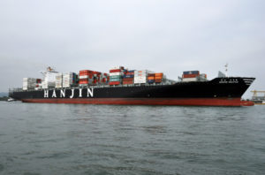 Hanjin Seattle