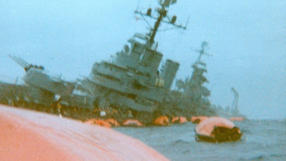 How A Teenager Of The Navy Survived The Distruction Of The ARA General Belgrano