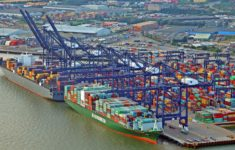 Hutchison Port Holdings reported 69.9% yoy profit decrease in Q1 2017