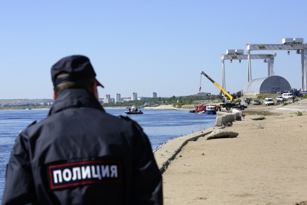 In the Case of the Death of People in Volgograd, the Owner of a Boat Station
