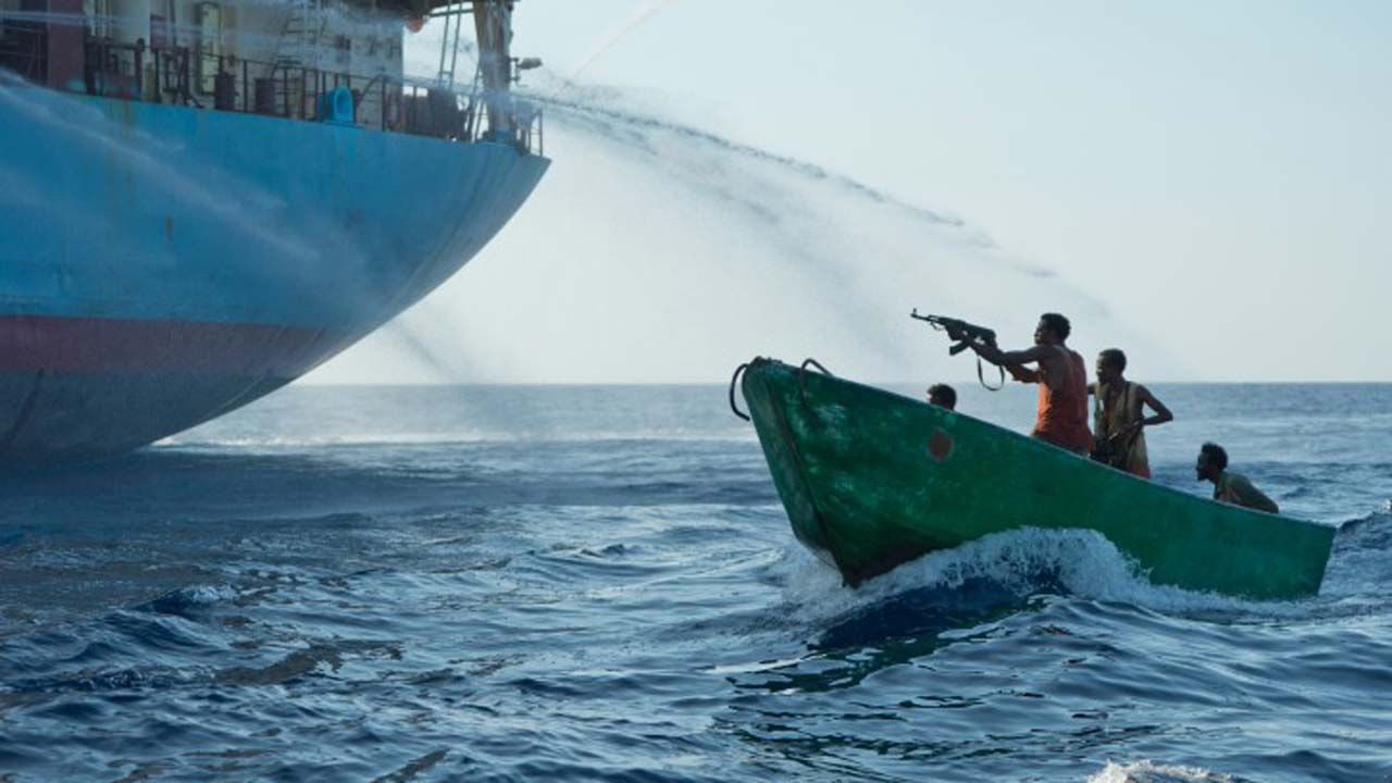 Is Global Piracy Retreating